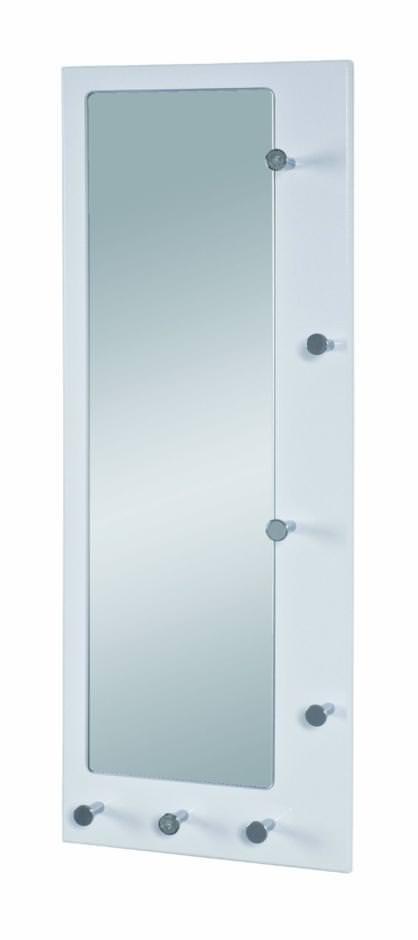 Appendiabiti Su Specchio Un 39 Ottima Soluzione Decorativa