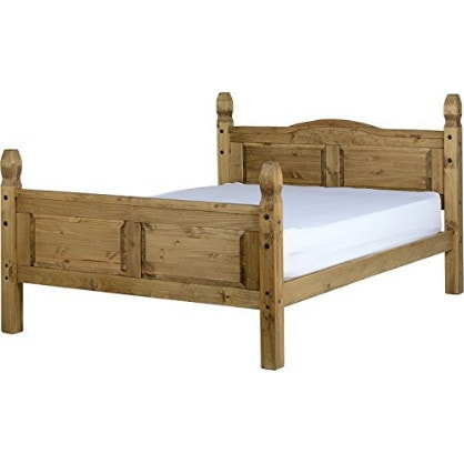 Stile country come arredare la camera da letto - Camera letto country ...