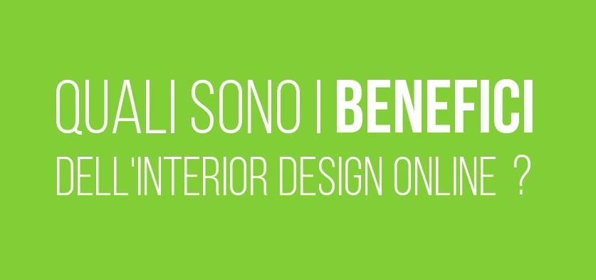 benefici interior design online facehome