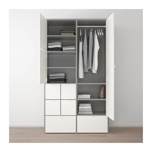 Armadio 4 Ante Ikea.Armadi Ikea Guida Alla Scelta Facehome