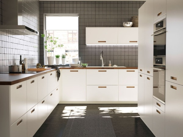 Cucine ikea guida alla scelta facehome - Cucina bianca ikea ...