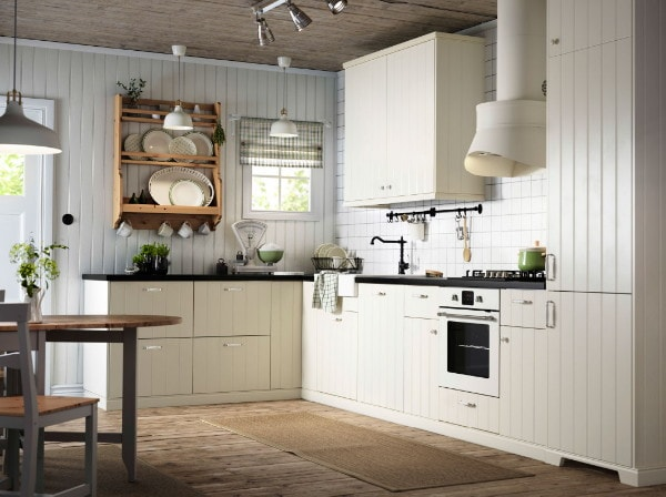 Cucina Ikea Bodbyn: My new ikea kitchen fedo.