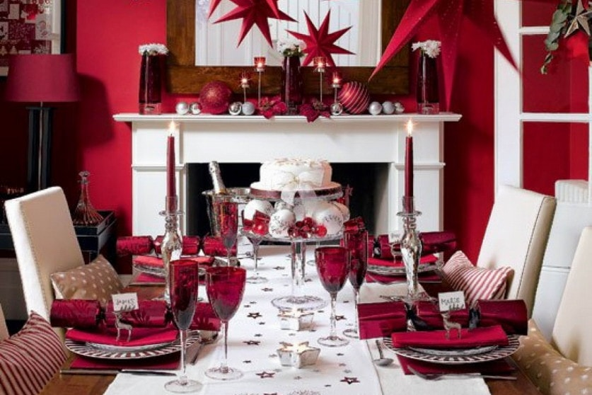 Come decorare una casa a natale