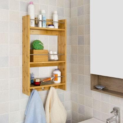 Complementi d 39 arredo mensole per bagno facehome - Mensole da bagno ...