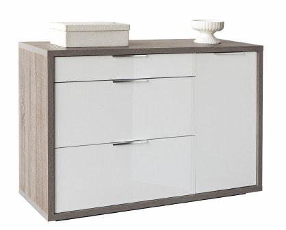 credenza moderna cheap mid century modern furniture pinterest mid century modern furniture. Black Bedroom Furniture Sets. Home Design Ideas