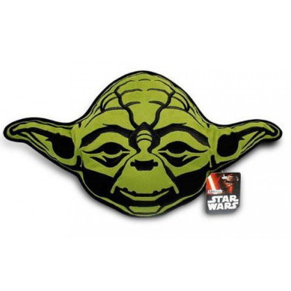 idee casa cartoon cuscino yoda