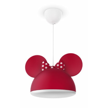 idee casa cartoon lampadario minnie