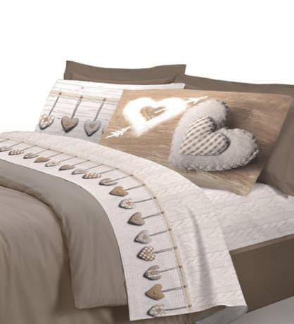 Lenzuola da Letto Matrimoniale - Facehome.it
